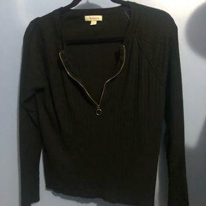 V neck sweatshirt Calvin Klein
